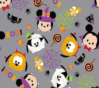 A Disney Halloween (Over the Collar)