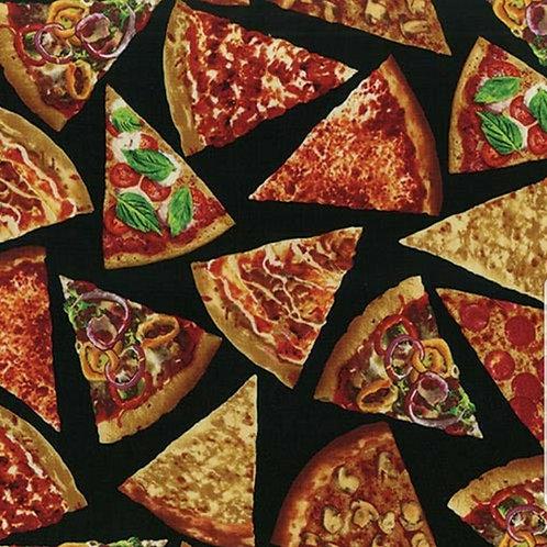 Pizza, Pizza, Pizza (Over the Collar)