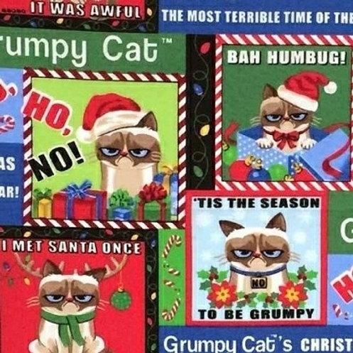 Christmas Grumpy Cat