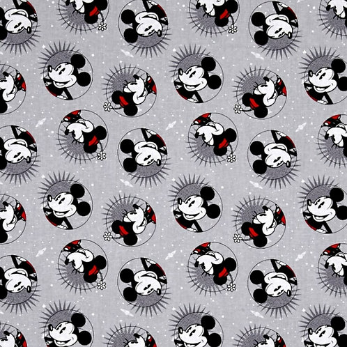 Classic Minnie & Mickey (Over the Collar)