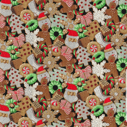 Christmas Cookie Exchange (Over the Collar)