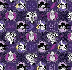 Disney Villains (Over the Collar)