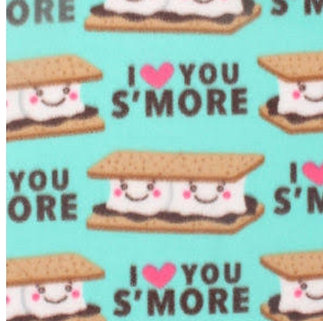I ❤ You S'More (Over the Collar)