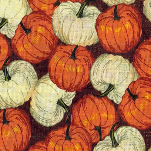 Pumpkins (Over the Collar)