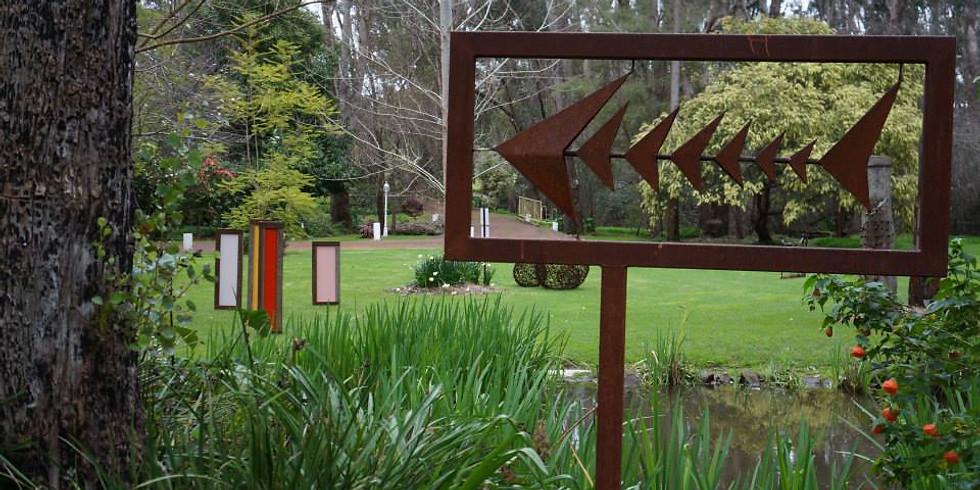 Holberry Sculpture Walk