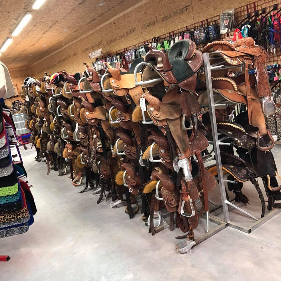 Family Owned Tack Shop In Jackson, MO