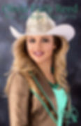 Olivia Reed Miss Teen Rodeo Illinois