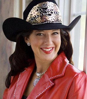 Miss Rodeo Illinois 2009 - Rebecca Kloker