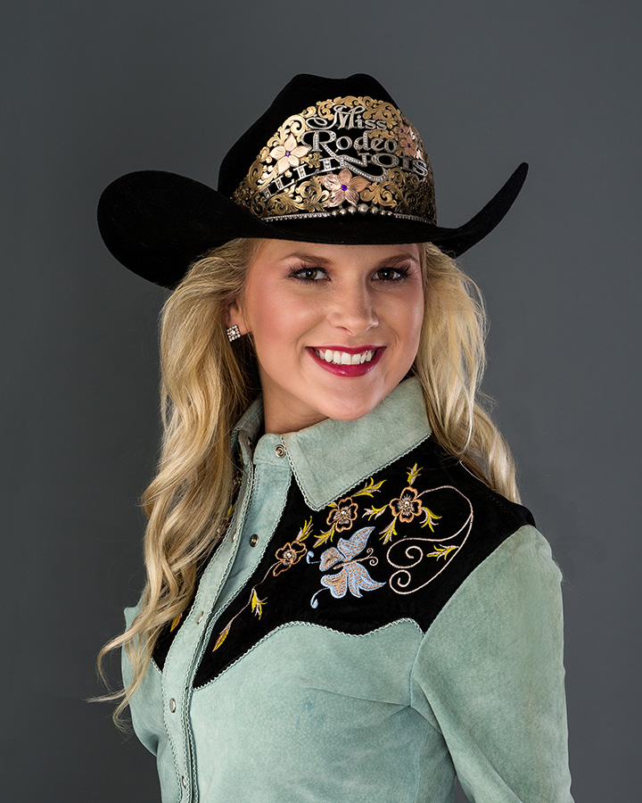 Miss Rodeo Illinois 2018