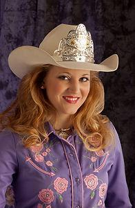 Mikhayla DeMott Miss Teen Rodeo Illinois
