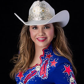 Miss Teen Rodeo Illinois Kelsie Steckel