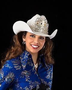 Miss Teen Rodeo Illinois Colleen Jacob