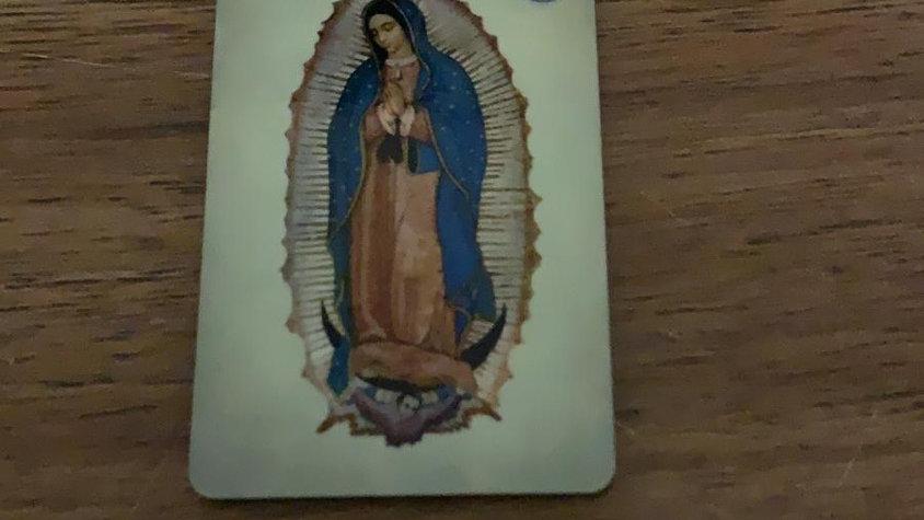 Virgencita Keychain