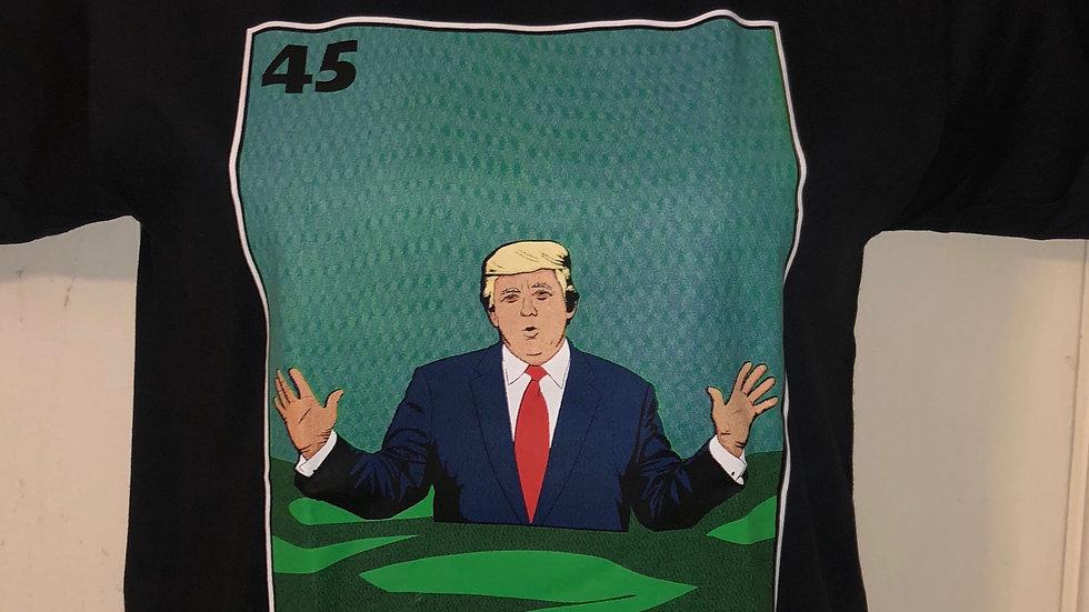 El pendejo Trump