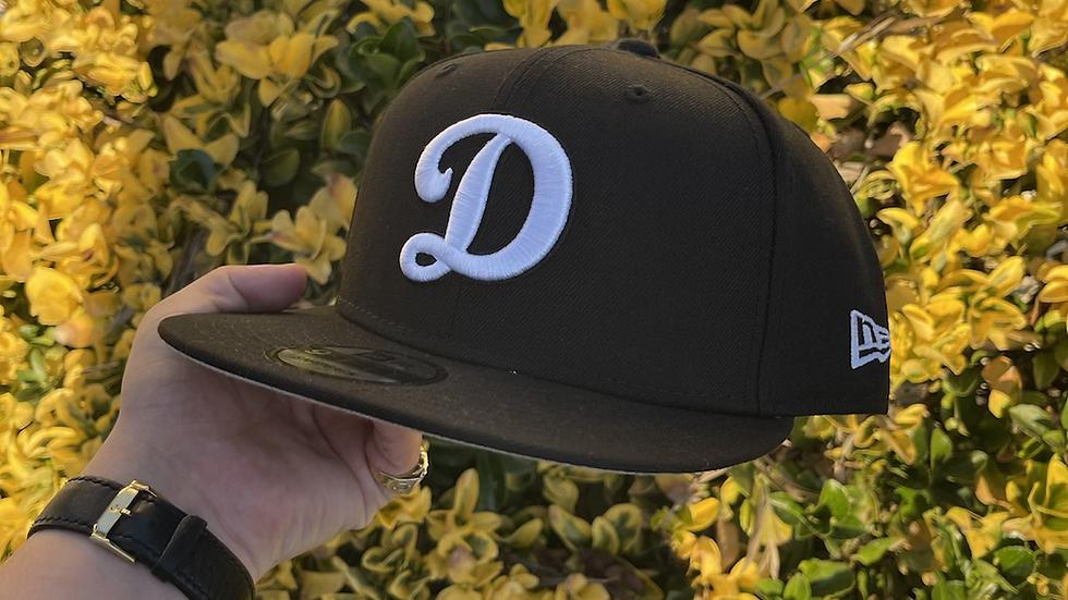 Dodgers D SnapBack