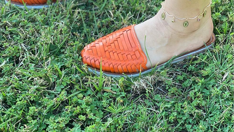 Huarache slides