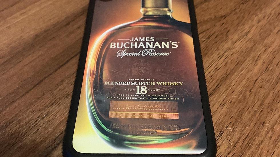 Buchanan's 18 phone case