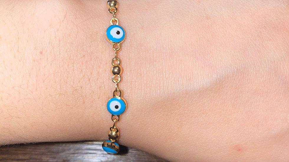 El ojo Turqouise