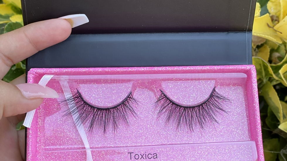Toxica Lashes
