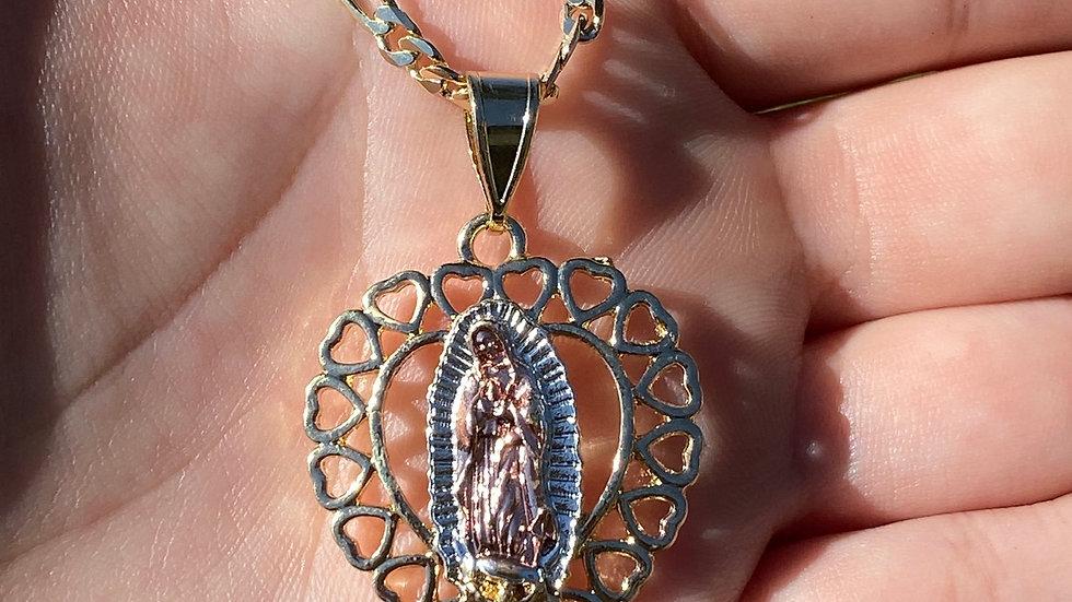 Virgencita Corazones