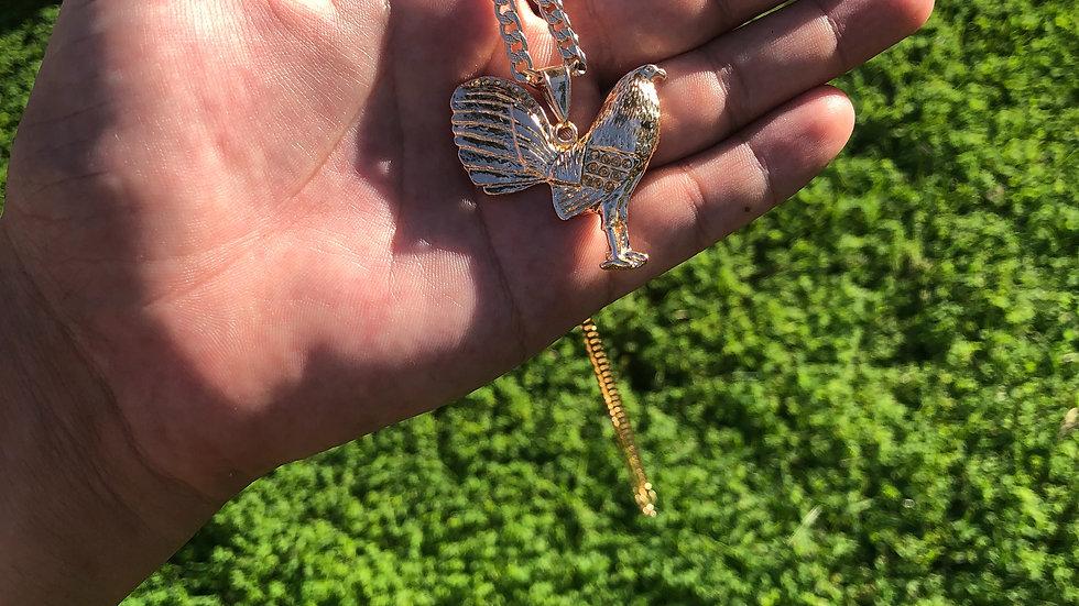 Gallo de oro