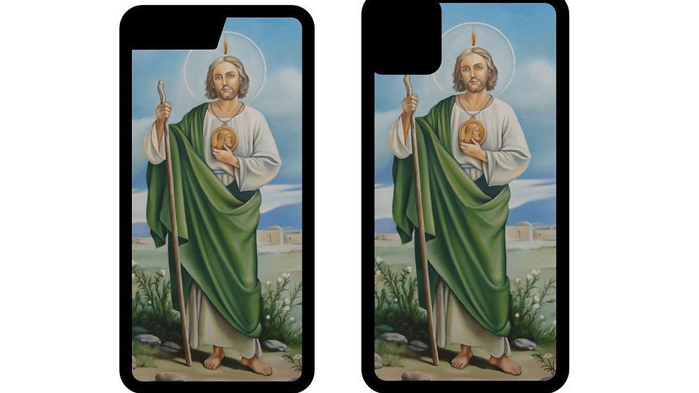 San Judas phone case