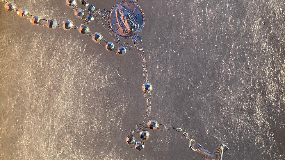 Virgencita 925 silver 📿 rosario