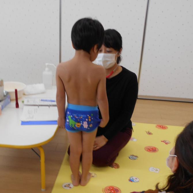 全園児健康診断