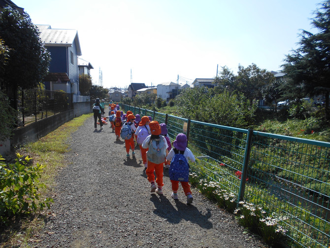 幼児 園外保育