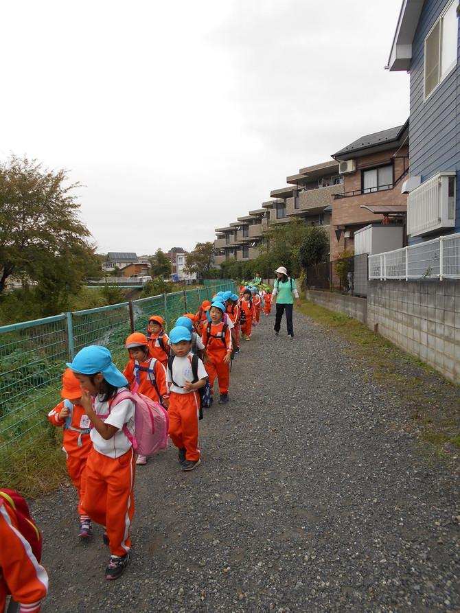 幼児園外保育