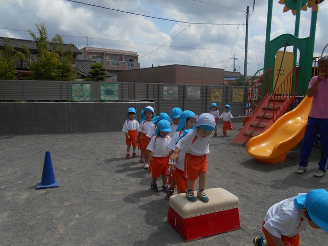 ぱんだぐみ(3歳児)体操教室