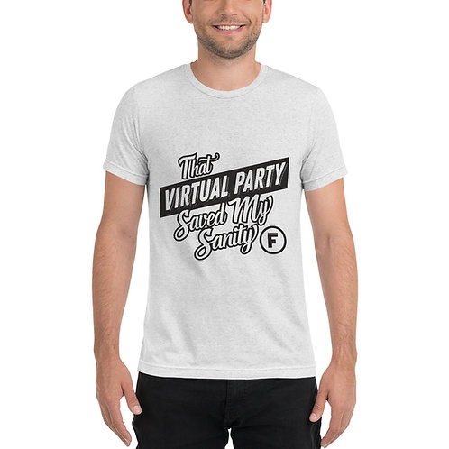 THAT VIRTUAL PARTY SAVED MY SANITY!