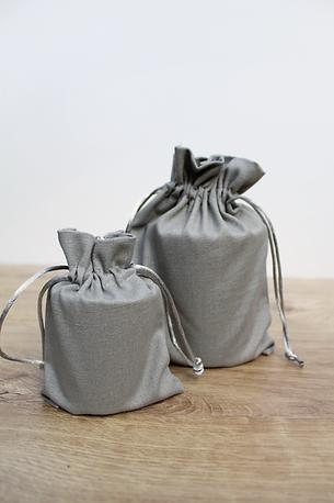 Grey Gift Bags