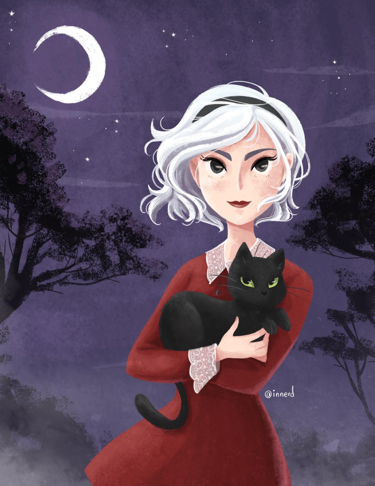 Sabrina Spellman by innerd