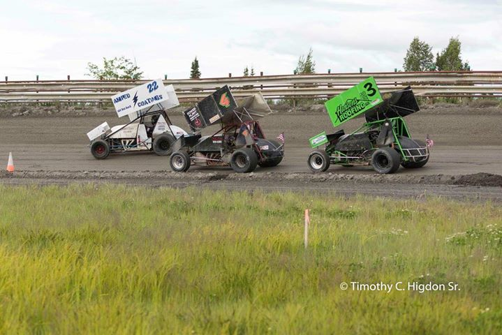 More Sprint Cars