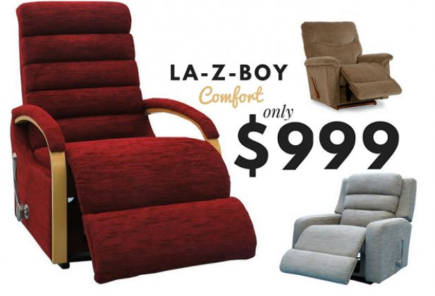lazboy $999 chairs