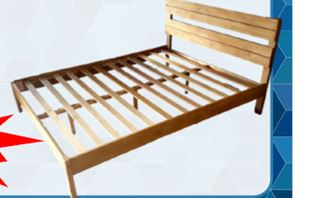 sleepwood slat beds