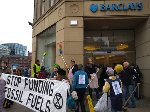 BARCLAYS CLEAN UP YOUR ACT