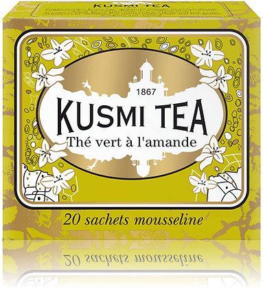 Thé vert amande, Kusmi Tea à partir de