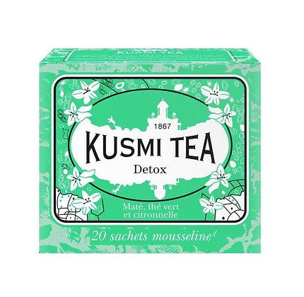 Detox, Kusmi Tea à partir de