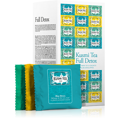 Coffret Full Détox, Kusmi Tea.
