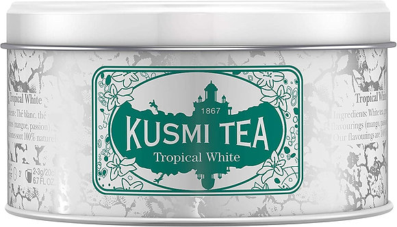 Tropical White Bio, Kusmi Tea.