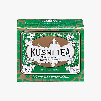 Menthe, Kusmi Tea à partir de