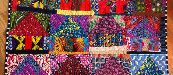 A Quilt from Kenya