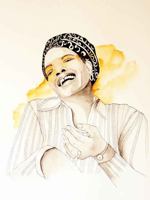 Maya Angelou: Original