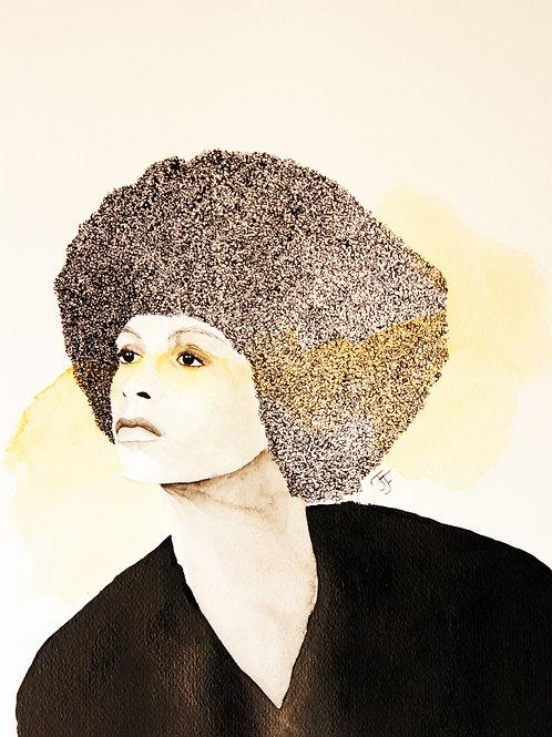 Angela Davis: Print