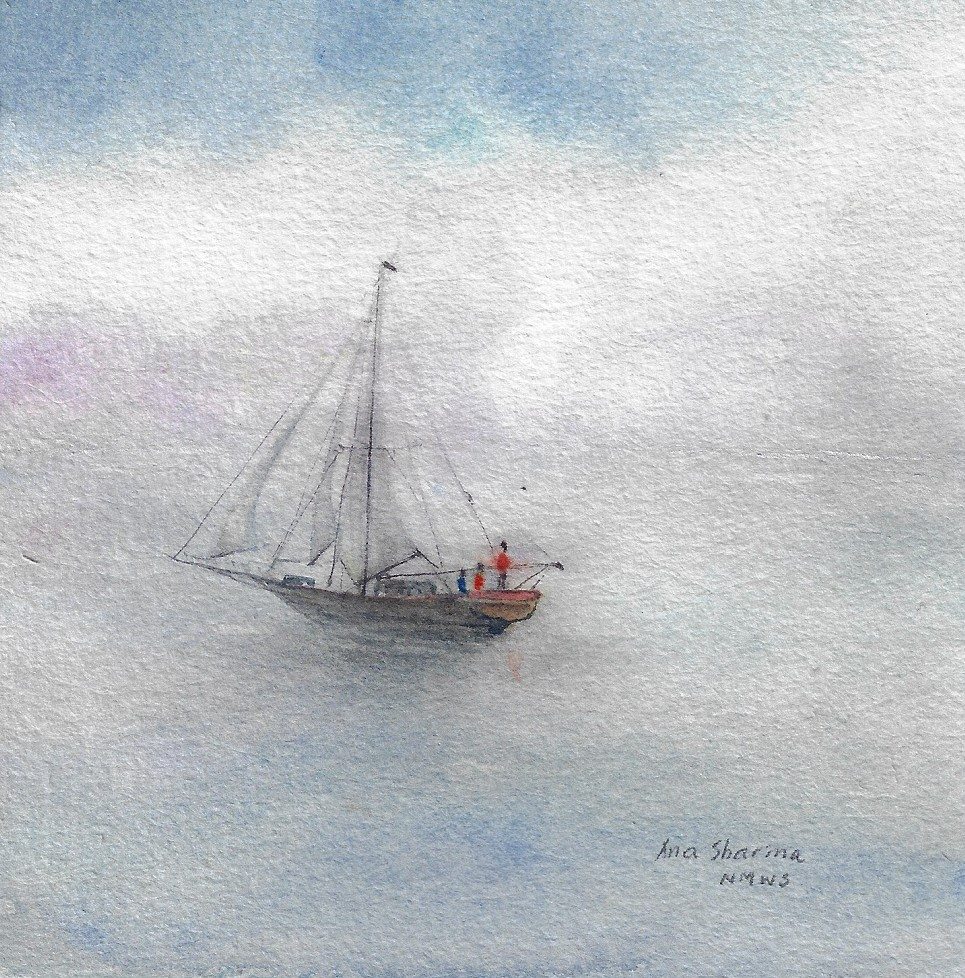 SOLD - Sail Away with Me