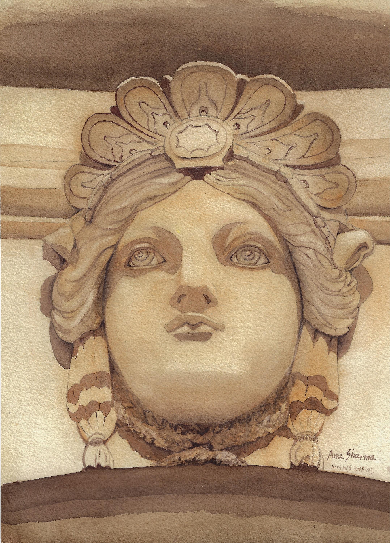 Eternal Faces of Versailles