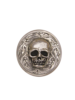 Low Dome with skull