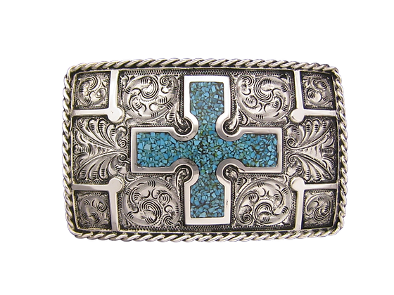 Puzzled Turquoise